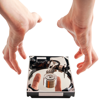 Hard Drive Destruction Services in Canada